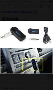 New Bluetooth transmitter receiver for car stereo iPod tv new