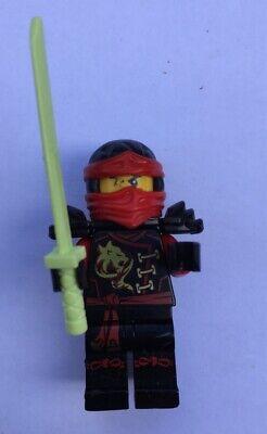 Lego Ninjago Movie Minifigure - KAI