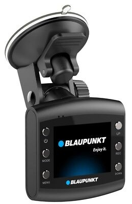 Blaupunkt Dashcam BP2.1 Camera SDHC 1080p Digital Video Recorder Auto KFZ Kamera (Cam Video Recorder)