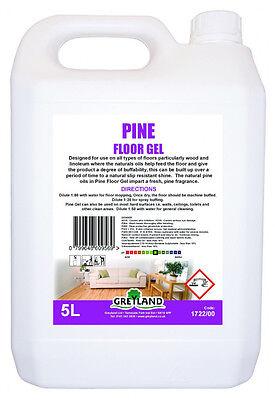 Greyland Pine Floor Gel 5L - Floor Care