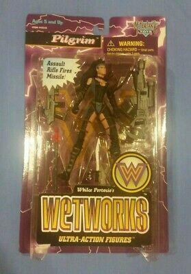 Wetworks Pilgrim Action Figure MOC - $4.99