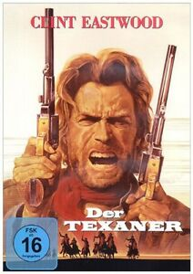 DVD - Der Texaner - Clint Eastwood - NEU OVP