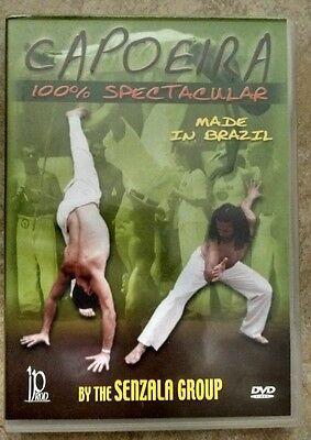 100 Spectacular Capoeira DVD