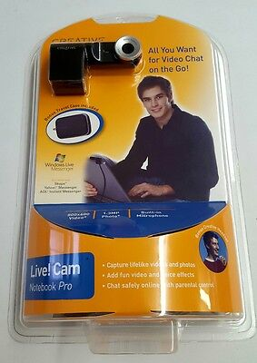 Live  Cam Notebook Pro  Skype  Yahoo  Messenger  Aol Instant Messenger  New
