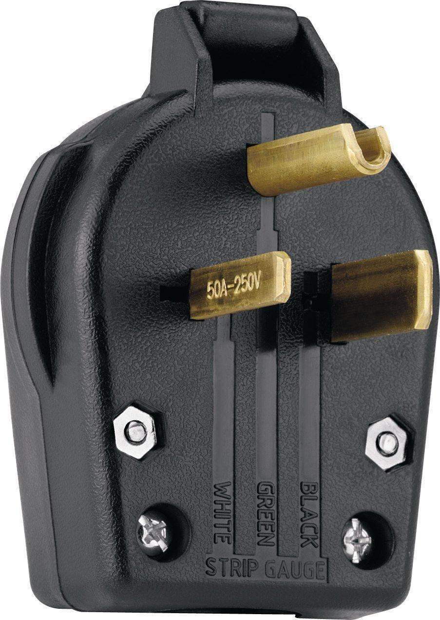 Cooper Wiring S42sp Universal Angle Grounding Plug Black Ebay 480v Welder Diagram Stock Photo