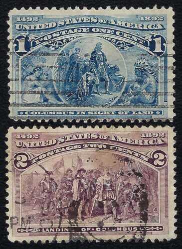 Vintage 1893 World