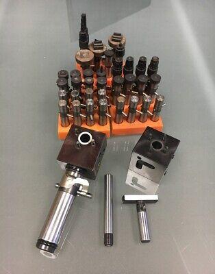 System 3r Micro-mini 10mm Shank Complete Kit - Edm Tooling