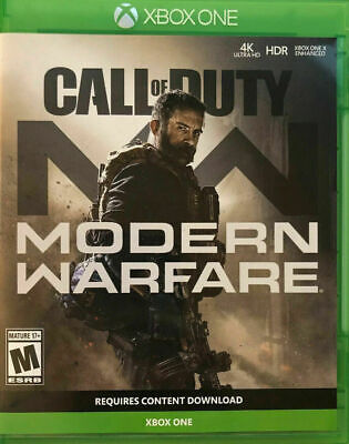 Call of Duty: Modern Warfare Standard Edition - Xbox One
