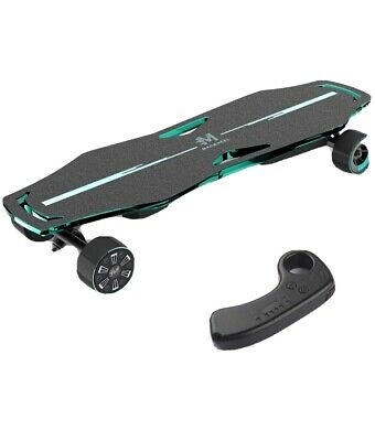 Macwheel MR1 Electric E Skateboard 21mph 600wDual Hub Motors. Adult / Youth.