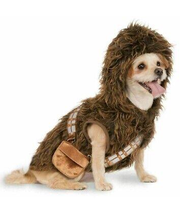 Rubies Disney Star Wars CHEWBACCA DOG Costume Hoodie - Chewbacca Kostüm Hund