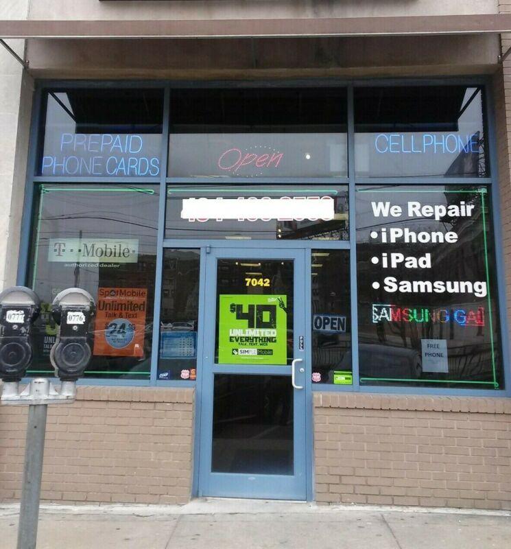 Iphone 7 Plus 8 Plus Charging Port Repair / Replacement / Fix Mail-in Service
