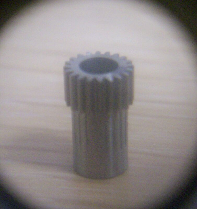 Raytheon Company - Stainless Steel Spur Gear - P/N: 10131631 (NOS)
