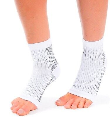 Best Ankle Compression Support Sleeve Plantar Fasciitis Socks Foot Swelling (Best Compression Ankle Supports)