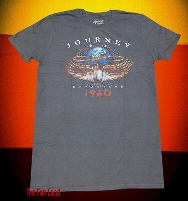 New Journey Departure 1980 Tour Mens Vintage Classic T Shirt