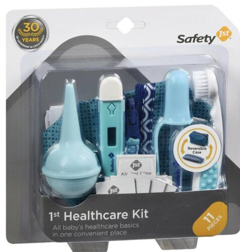 NEW IN BOX Safety 1st 11 Piece Baby Healthcare Kit, Arctic B