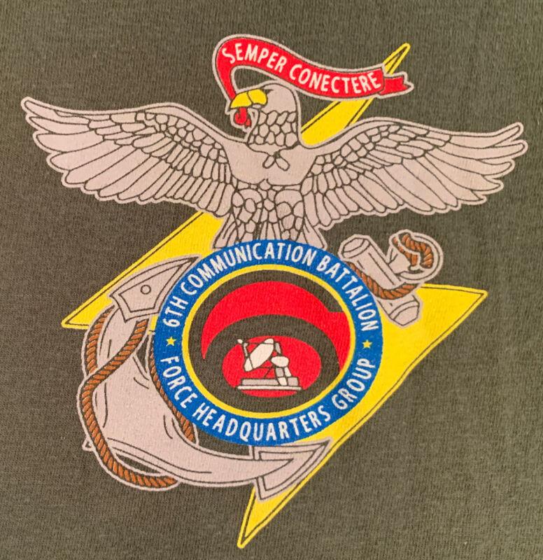 FDNY Fire Department New York T-Shirt Sz XL FDNY WTC 9/11 USMC NYPD