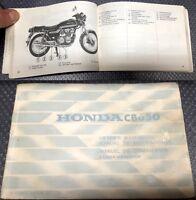 Honda Cb650 Libretto Uso E Manutenzione - honda - ebay.it