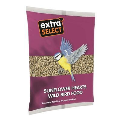 Extra Select 08SFH20 Sunflower Hearts Wild Bird Food 20Kg