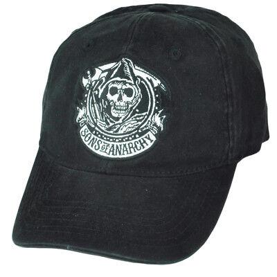 Sons Of Anarchy Soa Flex Fit Einheitsgröße Tv Show Outlaws Locker Reaper Mütze ()