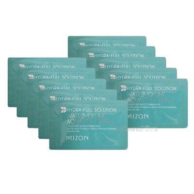 [MIZON] Water Volume Aqua Gel Cream Sample Size 10 pcs