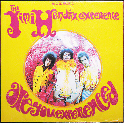 Jimi Hendrix   Are You Experienced   Latest Pressing  New Lp Vinyl Record Album
