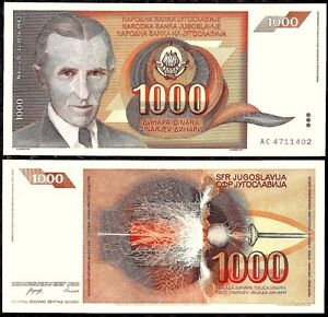 Yugoslavia Currency Ebay
