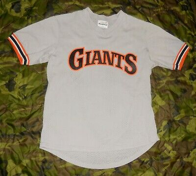 9be1609bc Baseball-MLB - Giants Game Worn Jersey - Trainers4Me