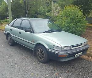 1992 Toyota Corolla Hatchback Nords Wharf Lake Macquarie Area Preview