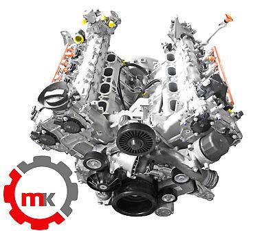 Mercedes W166 GLE500 4,7 435PS 456PS M278.928 Motor Instandsetzung Reparatur
