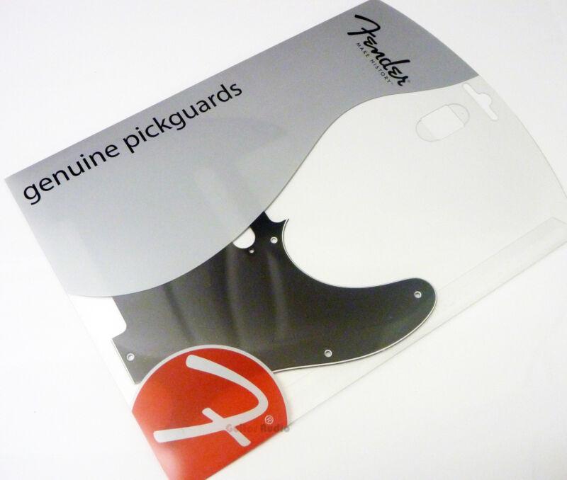 Genuine Fender American Standard Tele/Telecaster 3-Ply Black Guitar Pickguard