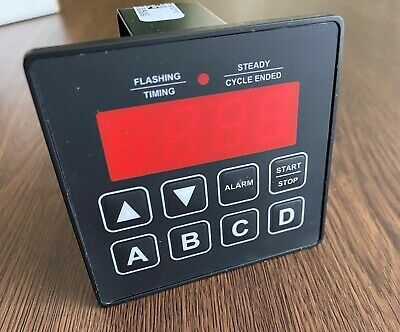 Bki Ti0032 Digital Timer 4 Button 230v New In The Box