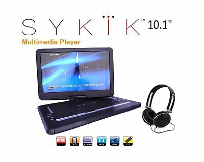 Sykik SYDVD0116 10.1'' All multi region zone free HD swivel