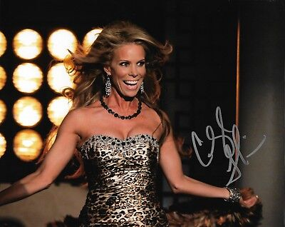 Cheryl Hines Real Hand Signed 8X10  Photo  3 W  Coa Curb Your Enthusiasm Hbo