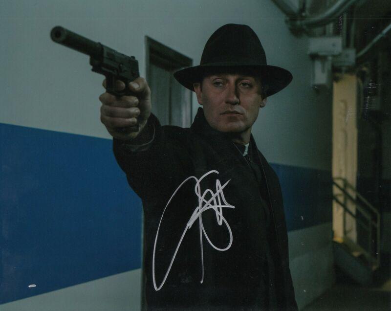 JOSH STEWART signed (THE PUNISHER) autograph 8X10 photo *John Pilgrim* W/COA #1