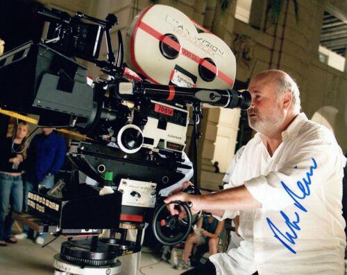 Rob Reiner Signed Autograph 8x10 Photo Film Director COA VD
