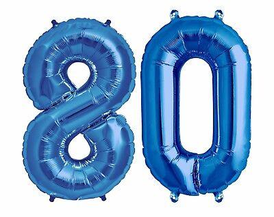 Big Number Balloons (Big 40