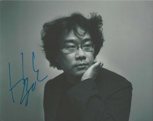 DIRECTOR BONG JOON-HO SIGNED 'THE HOST' 8x10 PHOTO B w/COA SNOWPIERCER PROOF