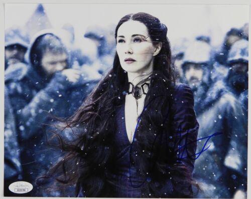 Carrie Van Houten Game Of Thrones Signed Autograph JSA COA 8 x 10
