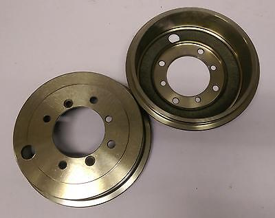 AUSTIN A30 A35 FRONT OR REAR BRAKE DRUMS1x PAIRALL MODELS