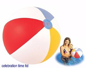 Inflatable Blowup Panel Beach Ball 16
