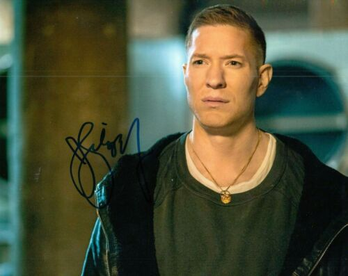 JOSEPH SIKORA signed (POWER) TV Show 8X10 photo *Tommy Egan* W/COA #2