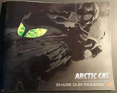 2005 ARCTIC CAT SNOWMOBILE SALES & ACCESSORIES BROCHURE 48 PAGES  (621)