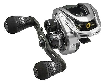 Team Lew's Hyper Mag Speed Spool SLP 8.3:1 Baitcast Fishing Reel - TLH1XH