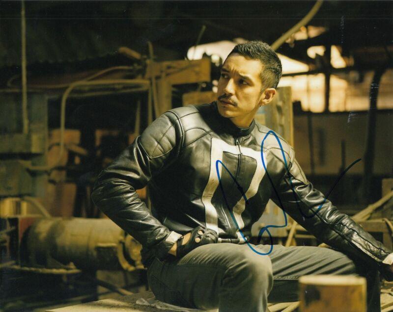 GABRIEL LUNA signed (AGENTS OF S.H.I.E.L.D.) 8X10 photo *Ghost Rider* W/COA #3