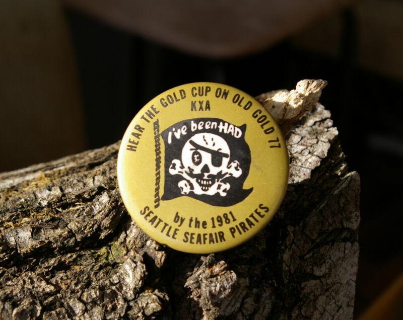 1981 Seattle Seafair Pirates I