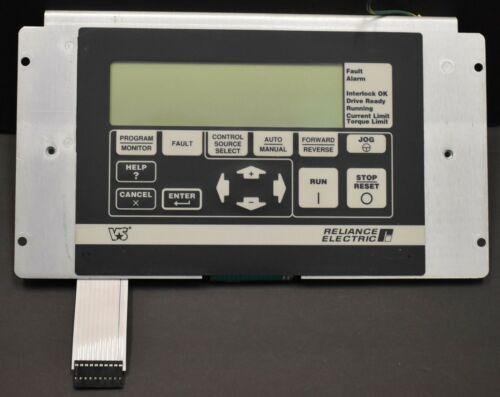 RELIANCE ELECTRIC 802273-14R OIM KEYPAD FLEXPAK 3000