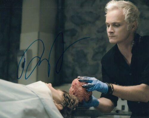 DAVID ANDERS signed (iZOMBIE) TV Show 8X10 photo *Blaine DeBeers* W/COA #3