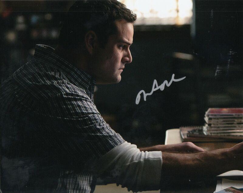 MAX ADLER signed (GLEE) 8X10 photo *Dave Karofsky* autographed W/COA #2