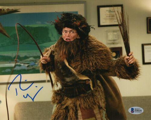 """Rainn Wilson Autograph Signed 8x10 Photo - The Office """"Dwight"""" (Beckett COA)"""