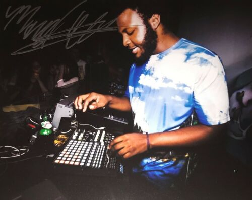 XXYYXX Producer DJ Electronica Signed 8x10 Autographed Photo COA E1
